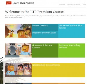 Learn Thai Podcast screenshot